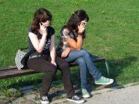 Adolescentes y celulares